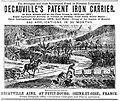 Decauville advertisement of January 1879.jpg