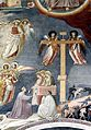 Dedication of the Chapel - Detail of Last Judgement - Capella dei Scrovegni - Padua 2016.jpg