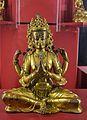 Deessa Tara, Tibet, museu d'etnografia de Neuchâtel.JPG