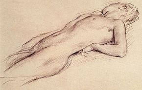 290px-Degas-Femme-nue-%C3%A9tendue dans Personnalités du jour