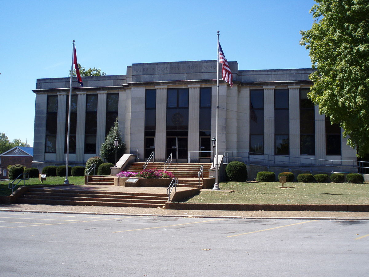 DeKalb County, Tennessee - Wikipedia