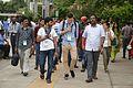 Delegates Visiting Sukhna Lake Complex - Wiki Conference India - Chandigarh 2016-08-07 9004.JPG