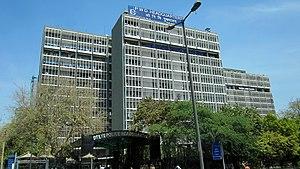 Delhi Police - Delhi police headquarters at Indraprastha Marg