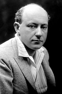 Cecil B. DeMille American filmmaker