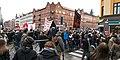 Demonstration i Malmo mot nazistiskt vald 20140316 019 (13201569444).jpg