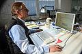Der Direktor vom Museum August Kestner der Landeshauptstadt Hannover Dr. Wolfgang Schepers in seinem Büro während der Arbeit am Computer.jpg