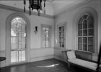 Derby Summer House - Image: Derby Summer House (interior) Danvers, Massachusetts