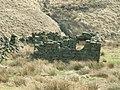 Derelict Hut Withens Moor - geograph.org.uk - 388250.jpg