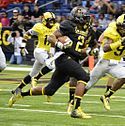 Henry (#2) at the U.S. Army All-American Bowl, 2013.