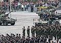 Desfile Militar Conmemorativo del CCV Aniversario del Inicio de la Independencia de México. (21474676255).jpg