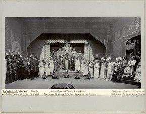 Det otroligaste, Svenska teatern 1901. Föreställningsbild - SMV - H14 014.tif