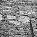 Detail van het pleisterwerk op de west-gevel - Wierum - 20255792 - RCE.jpg