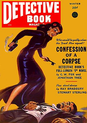 Fiction House - Image: Detective Book pulp v 5n 10