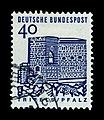 Deutsche Bundespost - Deutsche Bauwerke - 40 Pfennig - grob.jpg