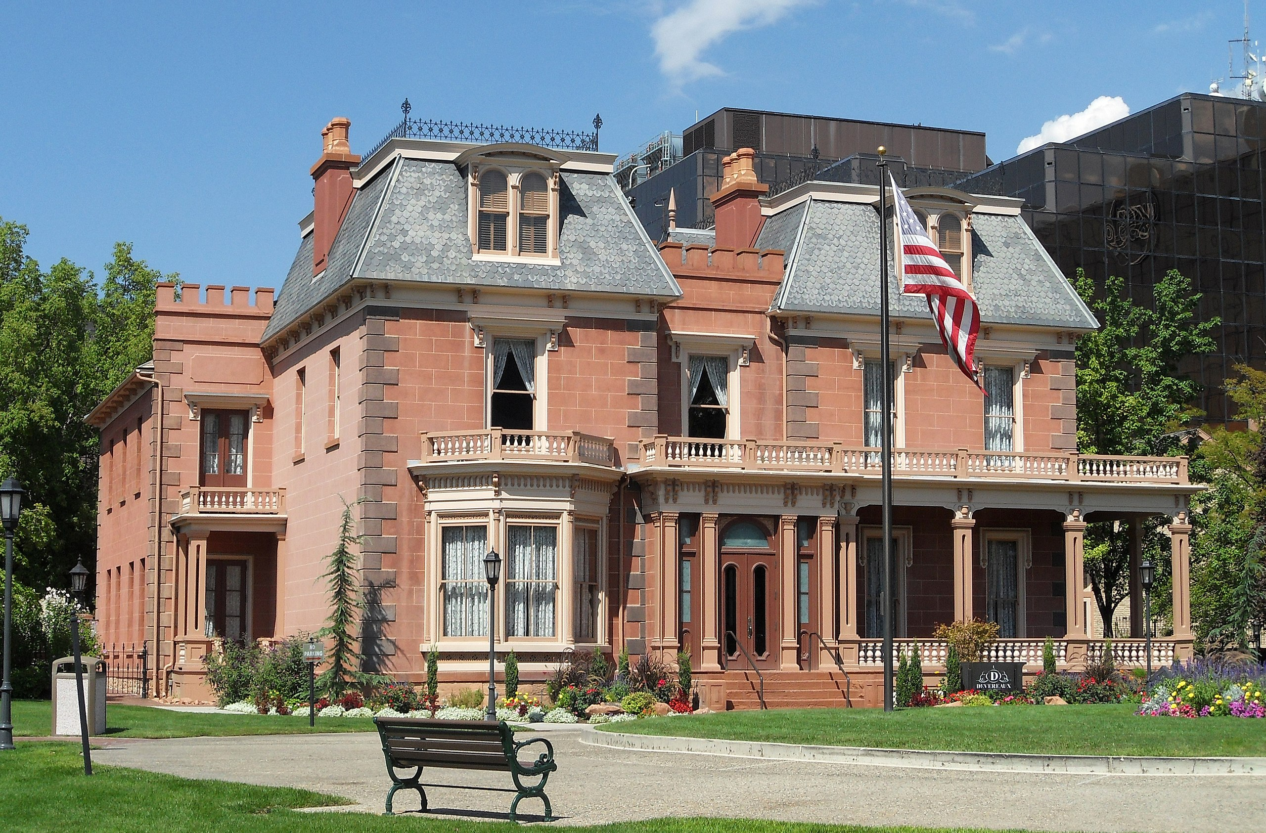 Historic Devereaux Mansion