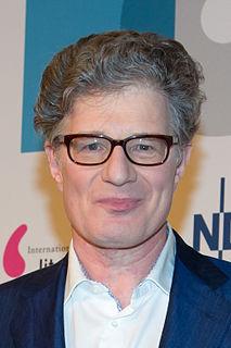 Roger Willemsen German author, essayist and TV presenter