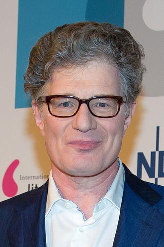 Roger Willemsen - Roger Willemsen in March 2015