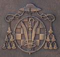 Diócesis de Alcalá de Henares (RPS 06-07-2012) escudo en acero cortén.png