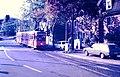 Dia von Wuppertal, GT8 3817, Schliepershäuschen - Krummacher Straße, Bild 2.jpg
