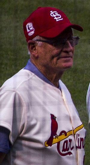 Dick Hughes (baseball) - Dick Hughes in 2017