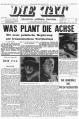 Die Tat 1939 Erstausgabe Abendzeitung.png