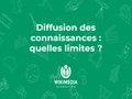 Diffusion des connaissances - quelles limites ?.pdf