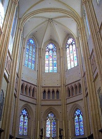 Dijon Cathedral - Choir, Dijon Cathedral