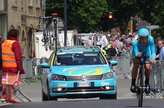 Diksmuide - Ronde van België, etappe 3, individuele tijdrit, 30 mei 2014 (B045).JPG