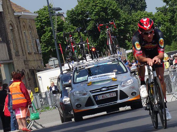 Diksmuide - Ronde van België, etappe 3, individuele tijdrit, 30 mei 2014 (B125).JPG