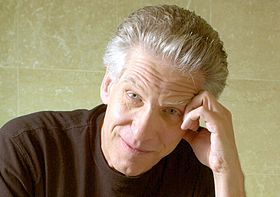 Director DAVID CRONENBERG of the film 'Spider' during the Toronto International Film Festival.jpg