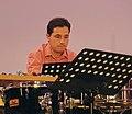 Dmitry Gabbasov 2018 Renaissance Percussion in Petrozavodsk.jpg