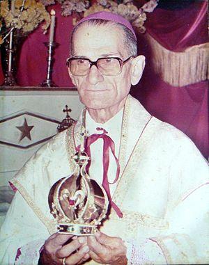 Marcel Lefebvre - Dom Antônio de Castro Mayer in 1980