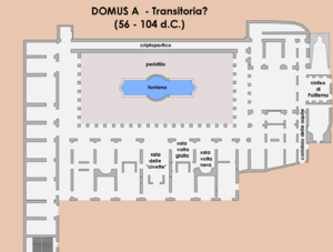 Domus Transitoria - Domus Transitoria on the Oppian Hill