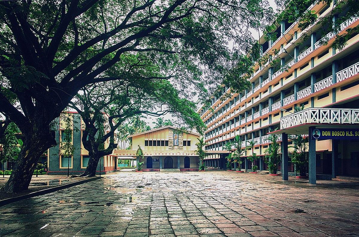 Collège Don Bosco: Don Bosco Higher Secondary School, Irinjalakuda