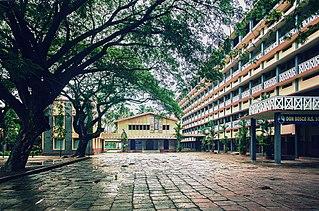 Don Bosco Higher Secondary School, Irinjalakuda Private school in Irinjalakuda, Kerala, India