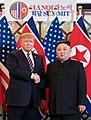 Donald Trump and Kim Jong-un (33352861498) (cropped).jpg