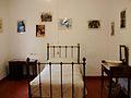 Dormitori de la casa-museu de Miguel Hernández, Oriola.JPG
