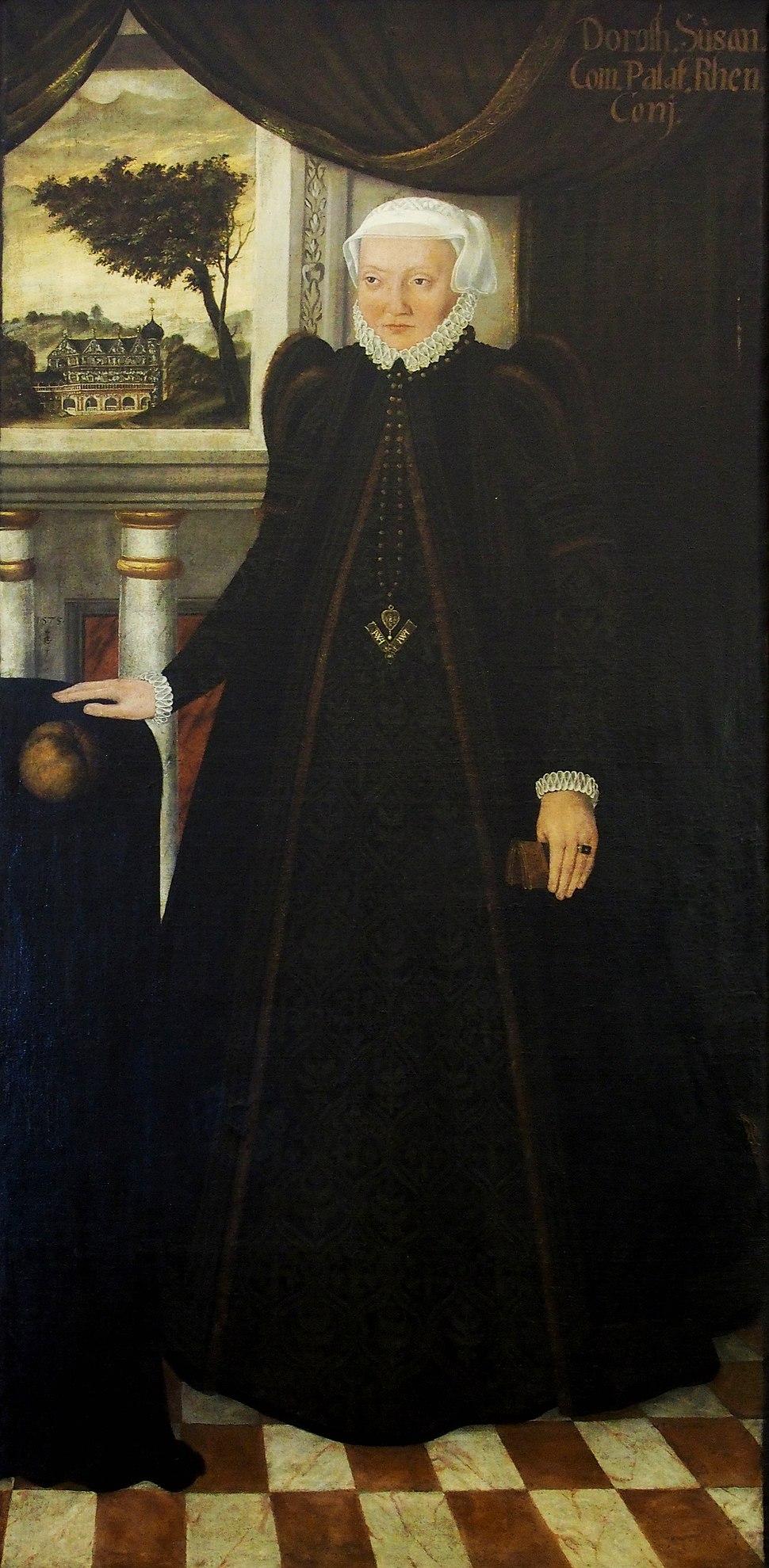 Dorothea Susanna von Sachsen-Weimar@20150927a