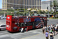 Double deck sightseeing bus Las Vegas 08 2010 9919.jpg