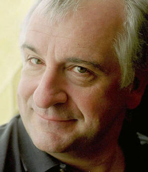 The Hitchhiker's Guide to the Galaxy (radio series) - Douglas Adams shortly before his death in 2001