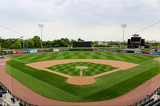Great Lakes Loons - Home of the Great Lakes Loons, Dow Diamond is located in Midland, Michigan.
