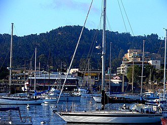 Monterey, California - Monterey Wharf and Harbor area