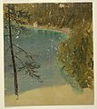 Drawing, Alpine Lake (Bavaria or Switzerland), 1868 (CH 18193883).jpg