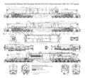 Drawing of South Australian Railways 400 class Beyer-Garratt articulated locomotive (Peter Manning).png