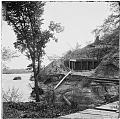 Drewrys bluff virginia exterior of confederate fort darling masked battery.tif