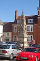 Drinking Fountain and Market Cross - geograph.org.uk - 2076059.jpg