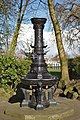 Drinking fountain in Derby Park, Bootle.jpg