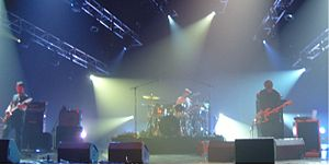 Dub Trio - Image: Dub Trio (Live au Summum, Grenoble 25.10.2008)