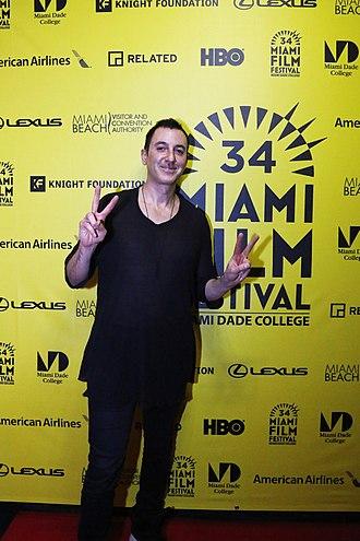 Dubfire - Dubfire at the 2017 Miami International Film Festival