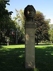 Busta Ludwiga van Beethovena
